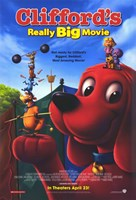 "Clifford's Really Big Movie - 11"" x 17"""