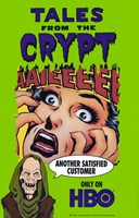 "Tales From the Crypt HBO - 11"" x 17"" - $15.49"