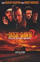"""From Dusk Till Dawn 2: Texas Blood Money - 11"""" x 17"""""""