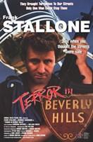 "Terror in Beverly Hills - 11"" x 17"""
