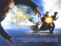 Lemony Snicket's A Series of Unfortunate Events Fine Art Print