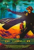 "Returner - 11"" x 17"", FulcrumGallery.com brand"