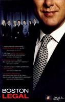 "Boston Legal - characters - 11"" x 17"" - $15.49"