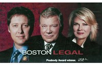 "Boston Legal - horizontal - 17"" x 11"" - $15.49"