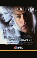 "Medical Investigation - 11"" x 17"""