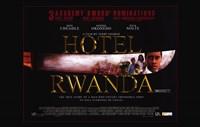 """Hotel Rwanda - 17"""" x 11"""""""