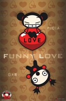 """Pucca Club - Animation - 11"""" x 17"""""""
