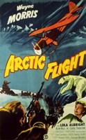 "Arctic Flight - 11"" x 17"""