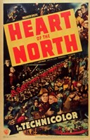 """Heart of the North - 11"""" x 17"""""""
