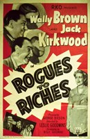 """From Rogues to Riches - 11"""" x 17"""""""