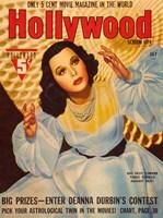 """Hedy Lamarr - 11"""" x 17"""""""