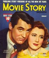 "Irene Dunne - Movie Story - 11"" x 17"""