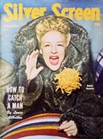 "Betty Hutton - 11"" x 17"", FulcrumGallery.com brand"