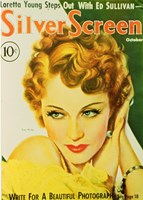 """11"""" x 17"""" Fay Wray Pictures"""