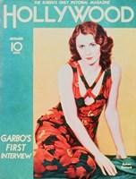 """Barbara Stanwyck - hollywood - 11"""" x 17"""""""