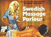 Swedish Massage Parlour Fine Art Print
