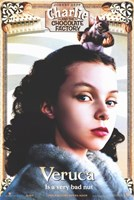 Charlie and the Chocolate Factory Veruca Fine Art Print
