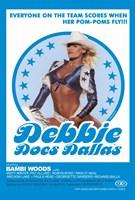"Debbie Does Dallas - 11"" x 17"", FulcrumGallery.com brand"