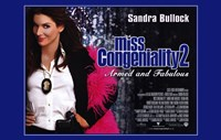 Miss Congeniality 2: Armed and Fabulous Sandra Bullock Fine Art Print