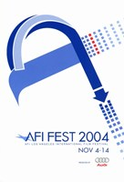 """AFI Fest 2004 - 11"""" x 17"""" - $15.49"""