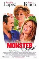 "Monster-in-Law - 11"" x 17"""