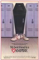 "My Best Friend Is a Vampire - 11"" x 17"" - $15.49"