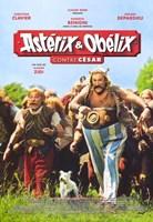 """Asterix and Obelix vs. Caesar - 11"""" x 17"""" - $15.49"""