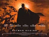 "Batman Begins Sunrise Horizontal - 17"" x 11"""