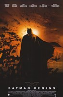 Batman Begins Sunrise