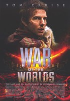War of the Worlds Tom Cruise Fine Art Print