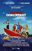 "Arrested Development TV Series - 11"" x 17"""