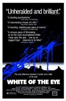 "White of the Eye - black - 11"" x 17"" - $15.49"