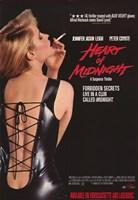 "Heart of Midnight - 11"" x 17"""