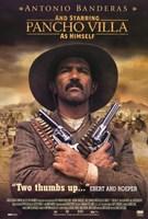"And Starring Pancho Villa as Himself - 11"" x 17"""
