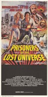"Prisoners of the Lost Universe - 11"" x 17"" - $15.49"