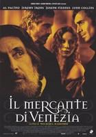 "Merchant of Venice Italian - 11"" x 17"""