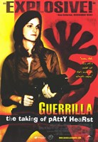 """Guerrilla: The Taking of Patty Hearst - 11"""" x 17"""""""