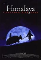 "Himalaya - l'enfance d'un chef - 11"" x 17"""