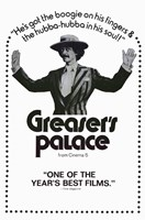 """Greaser's Palace - 11"""" x 17"""" - $15.49"""