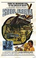 """Steel Arena - 11"""" x 17"""""""