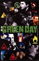"Green Day - 11"" x 17"" - $15.49"