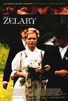 "Zelary - 11"" x 17"", FulcrumGallery.com brand"