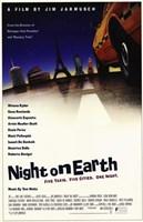 """Night on Earth - 11"""" x 17"""""""