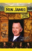 """Ron James: The Road Between My Ears - 11"""" x 17"""""""