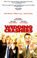Wedding Crashers Framed Print