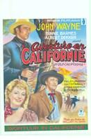 "In Old California - 11"" x 17"""
