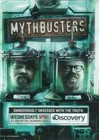"MythBusters - 11"" x 17"""