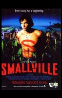 """Smallville - style A - 11"""" x 17"""""""