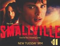 "Smallville - style H - 17"" x 11"""