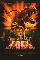"T-Rex: Back to the Cretaceous (IMAX) - 11"" x 17"""